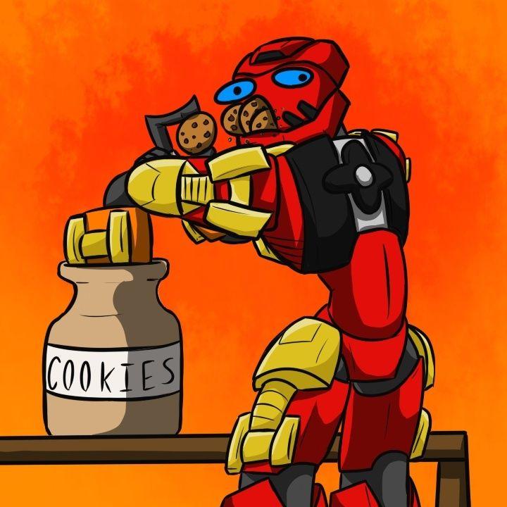 [Revue] LEGO Bionicle 70787 : Tahu, Maître du Feu - Page 2 Cookie10