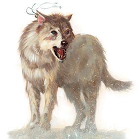 Monstros de Faerun Lobo10