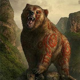 Monstros de Faerun Urso10