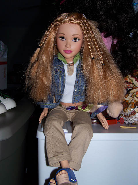 Miss Courtney de Teen Trends est arrivée 45640110