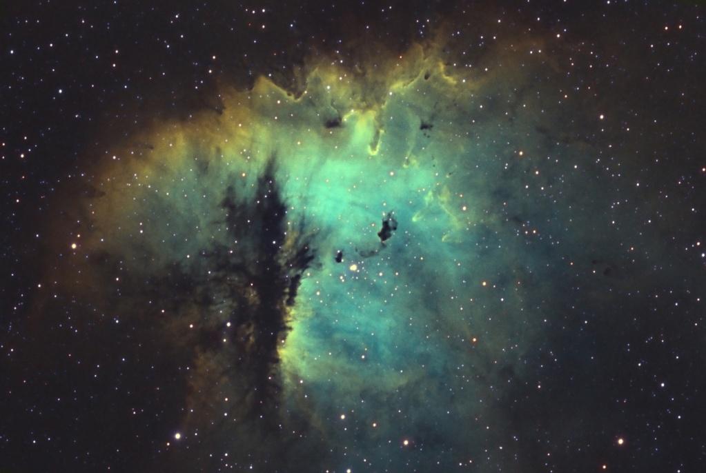 NGC281 Pacman a pris des couleurs... Mixsho10