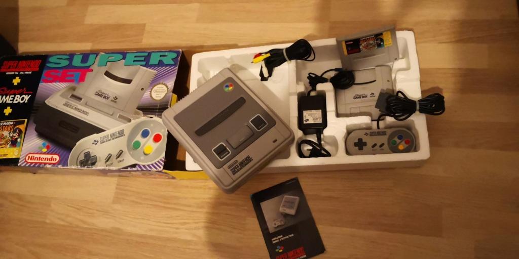Vente diverse Super Nintendo super SET + NES Control Deck + Game Gear Img_2014