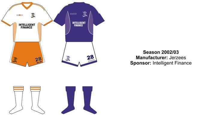 Nike Kit 2002-010