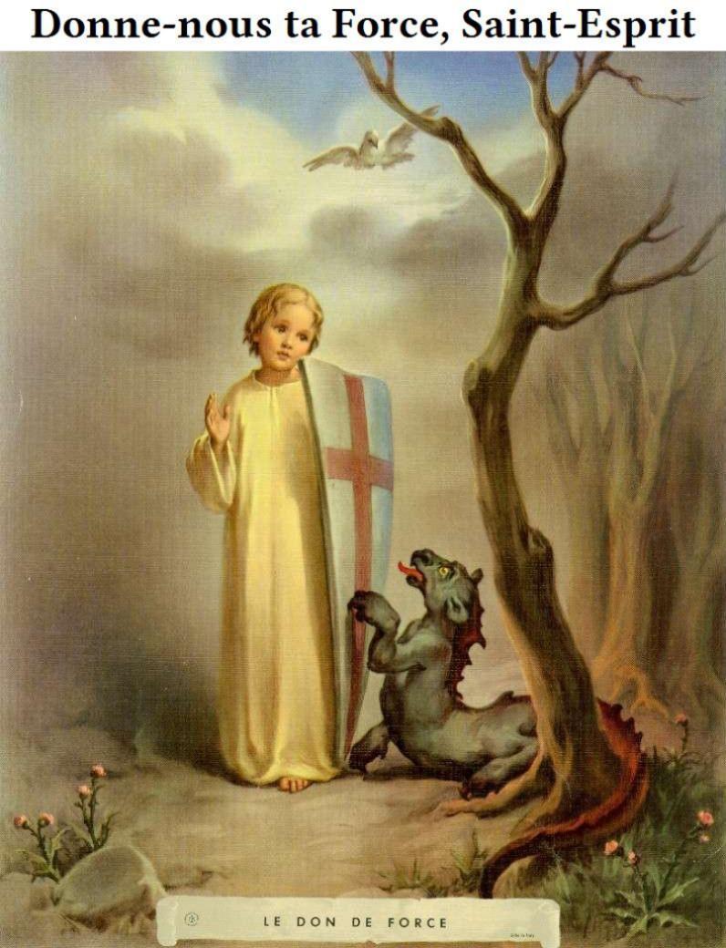Donne-nous ta Force, Saint-Esprit Don_de10