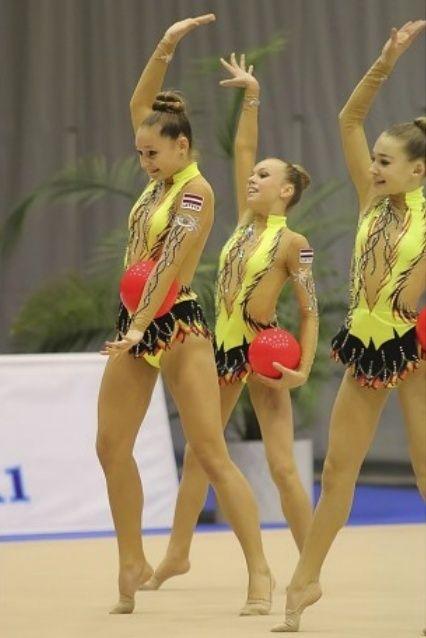 Чемпионат Латвии по художественной гимнастике 2014 (Лиепая) Cl110