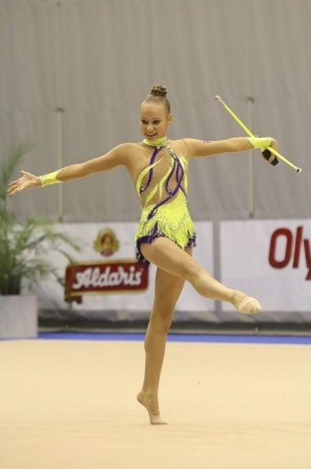Чемпионат Латвии по художественной гимнастике 2014 (Лиепая) Cl1110