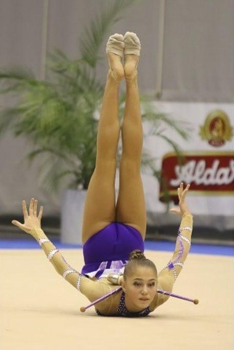 Чемпионат Латвии по художественной гимнастике 2014 (Лиепая) Cl1210