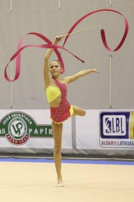 Чемпионат Латвии по художественной гимнастике 2014 (Лиепая) Cl1310