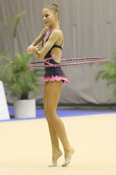 Чемпионат Латвии по художественной гимнастике 2014 (Лиепая) Cl1410