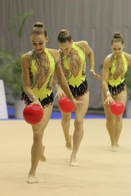 Чемпионат Латвии по художественной гимнастике 2014 (Лиепая) Cl210