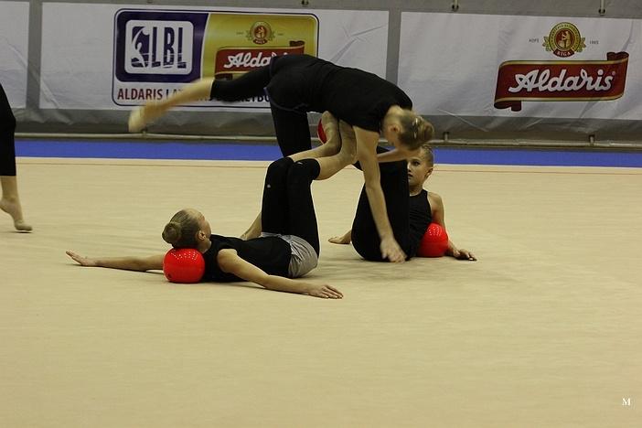 Чемпионат Латвии по художественной гимнастике 2014 (Лиепая) Cl211
