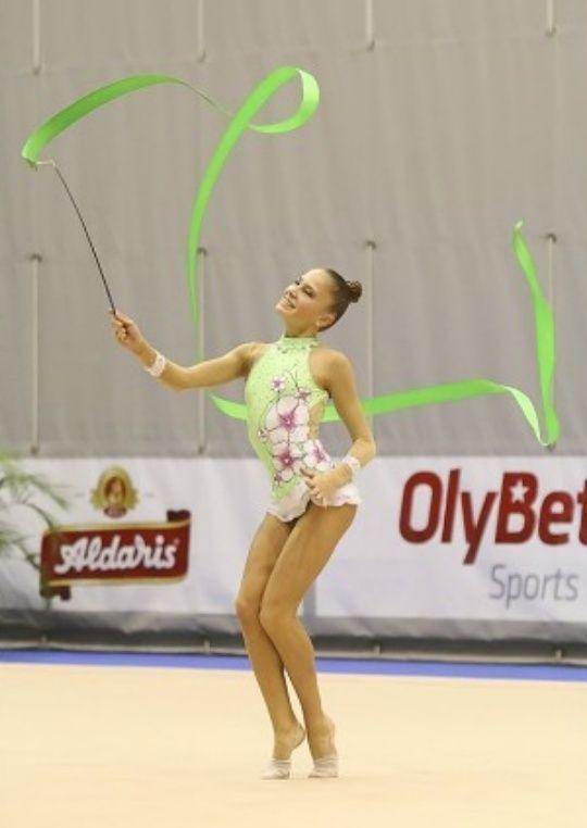 Чемпионат Латвии по художественной гимнастике 2014 (Лиепая) Cl310