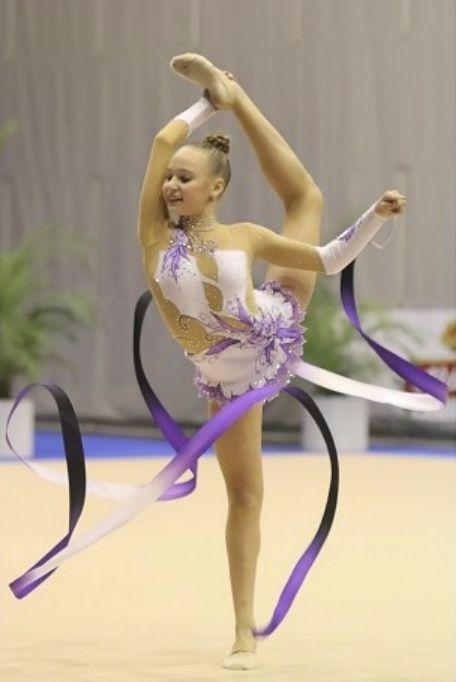 Чемпионат Латвии по художественной гимнастике 2014 (Лиепая) Cl410