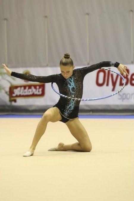 Чемпионат Латвии по художественной гимнастике 2014 (Лиепая) Cl510