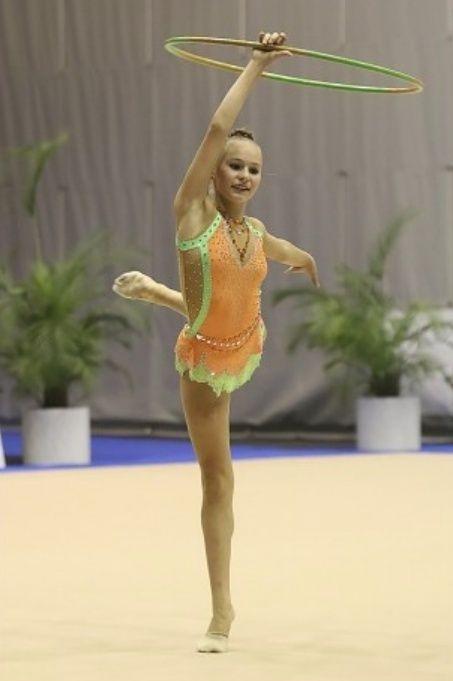 Чемпионат Латвии по художественной гимнастике 2014 (Лиепая) Cl610