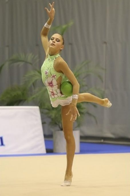 Чемпионат Латвии по художественной гимнастике 2014 (Лиепая) Cl710