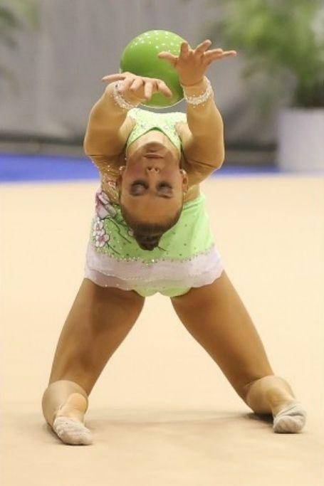 Чемпионат Латвии по художественной гимнастике 2014 (Лиепая) Cl810