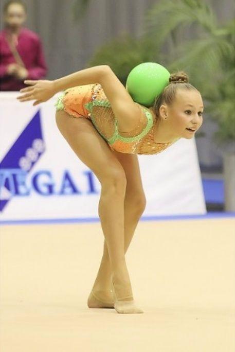 Чемпионат Латвии по художественной гимнастике 2014 (Лиепая) Cl910