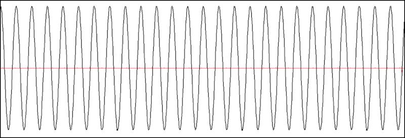 Les courants cosmo-telluriques selon G. Altenbach F110