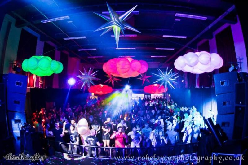 IllumiNaughty SIN CITY!! 1ST OF NOVEMBER 2014 Manchester 53290211