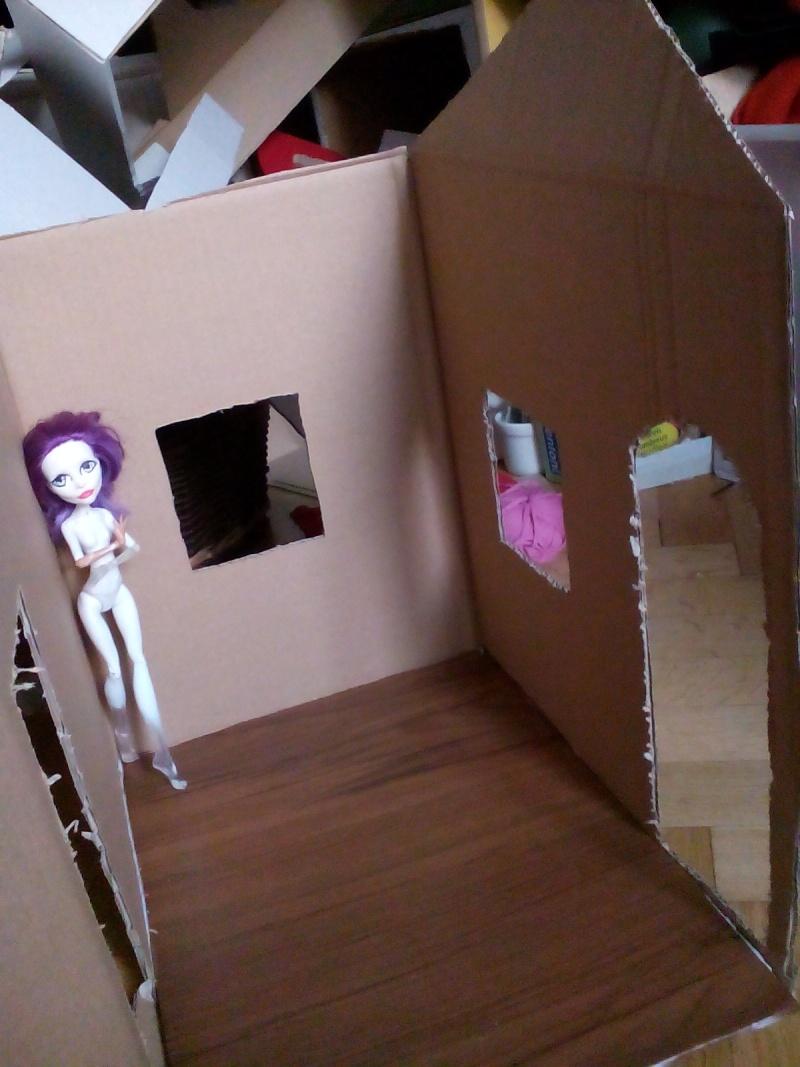 Une dollhouse pour cadeau de noël ! P_201435