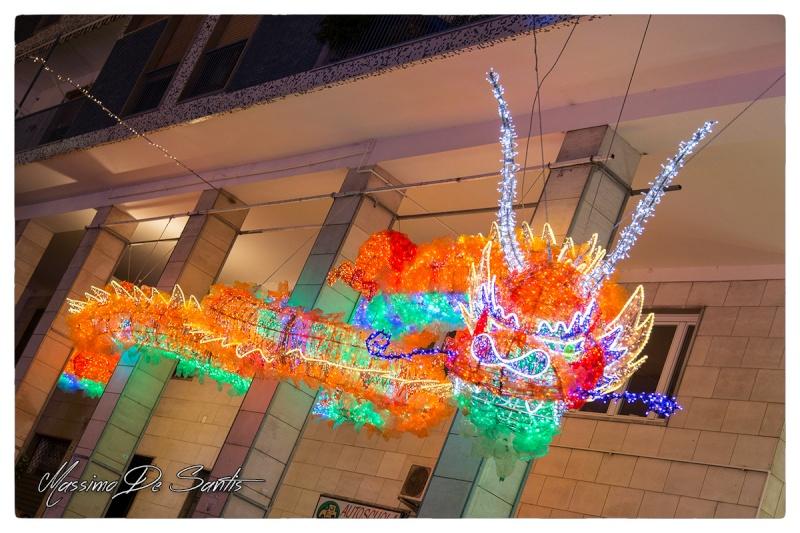 Luminarie natalizie in Italia e all'estero Luci-d10