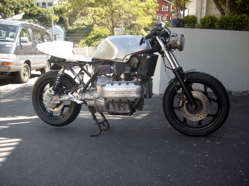 Another K100 cafe racer. - Page 3 Sany0531