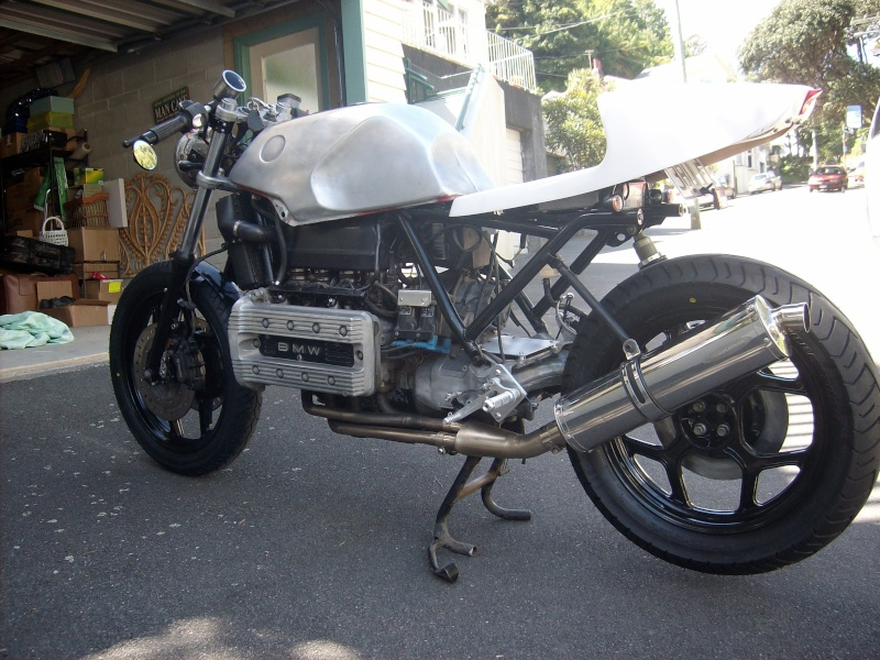Another K100 cafe racer. - Page 3 Sany0532