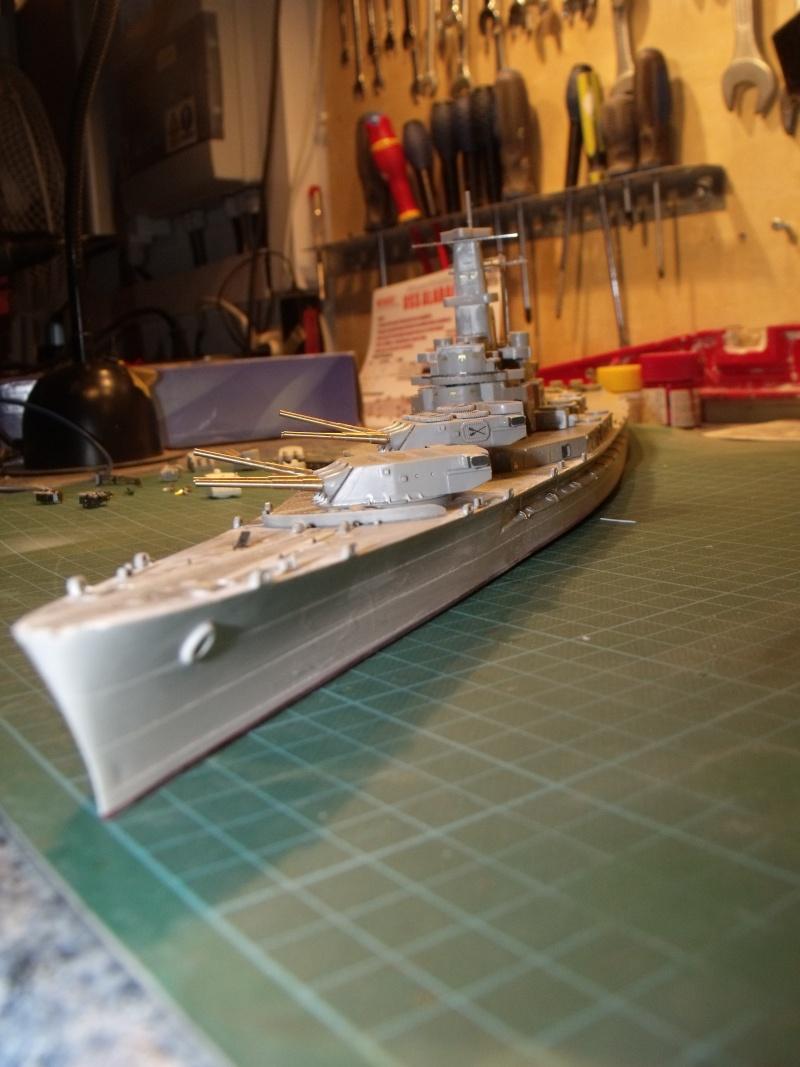 USS ALABAMA 1/350 par Castor Photo_57