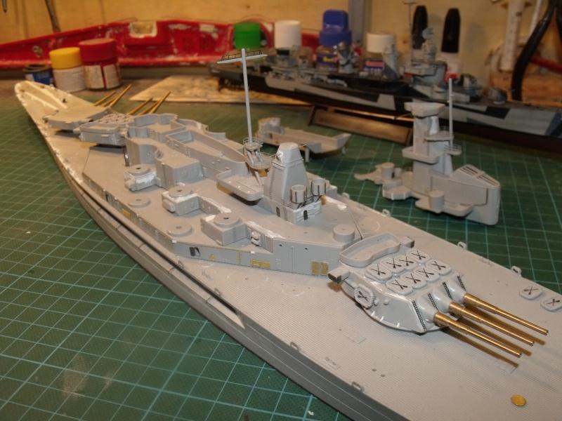 USS ALABAMA 1/350 par Castor Photo_62