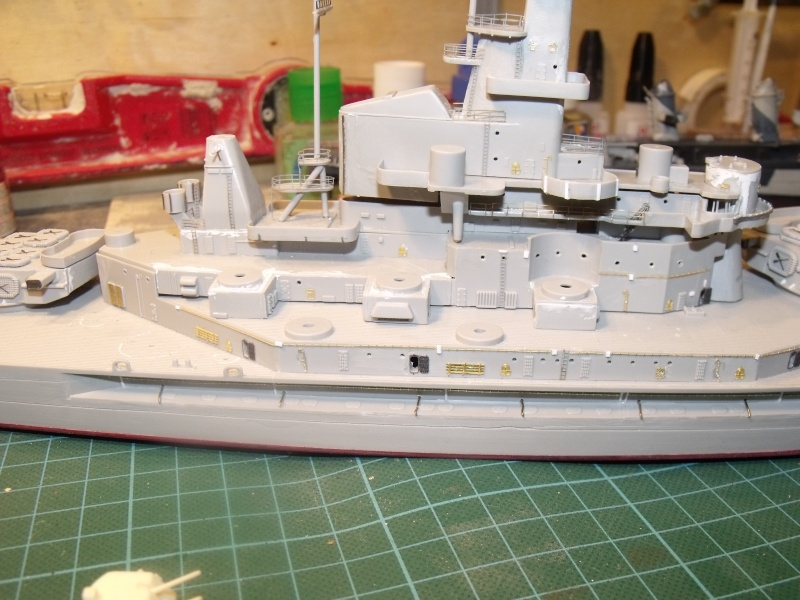 USS ALABAMA 1/350 par Castor Photo_66