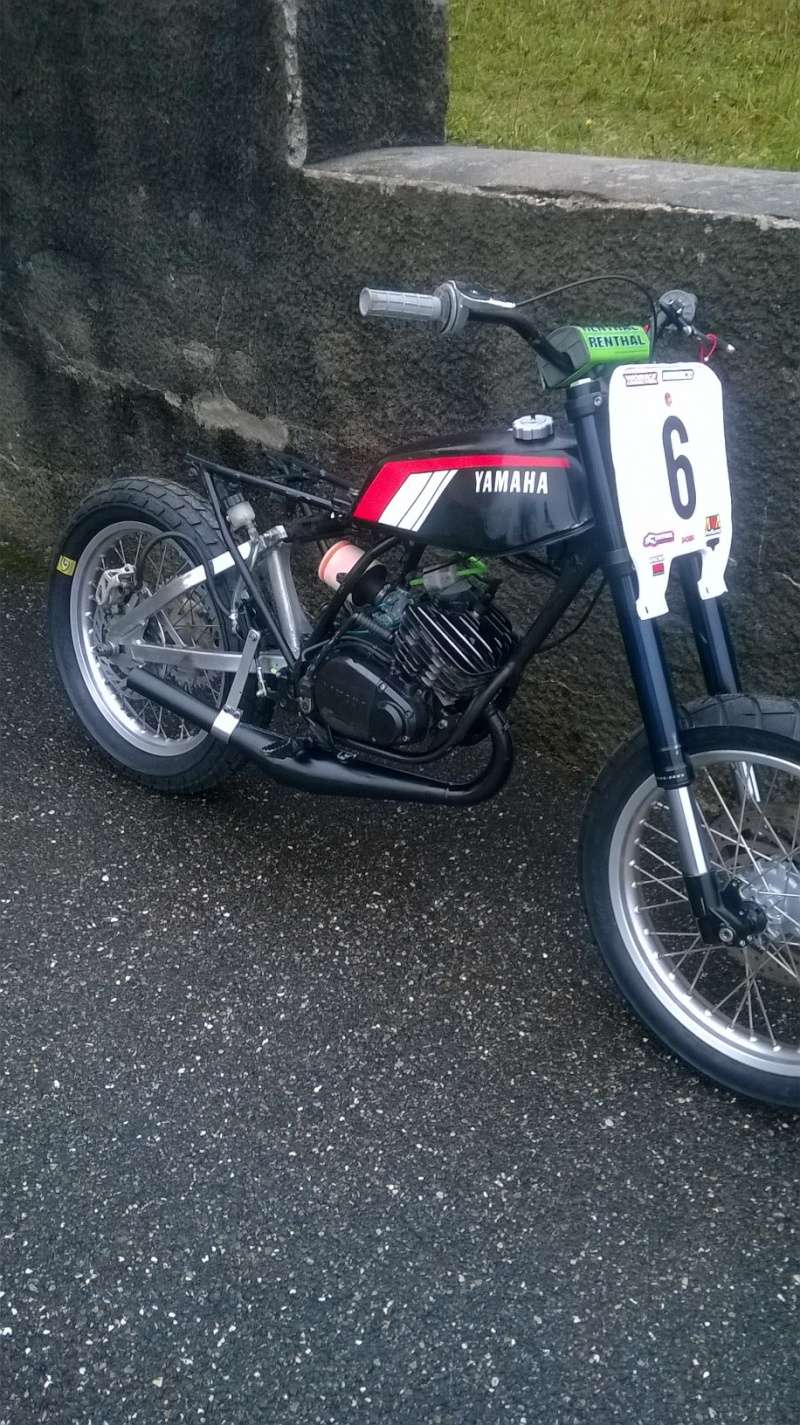 Une DTMX Flat Track Wp_20116