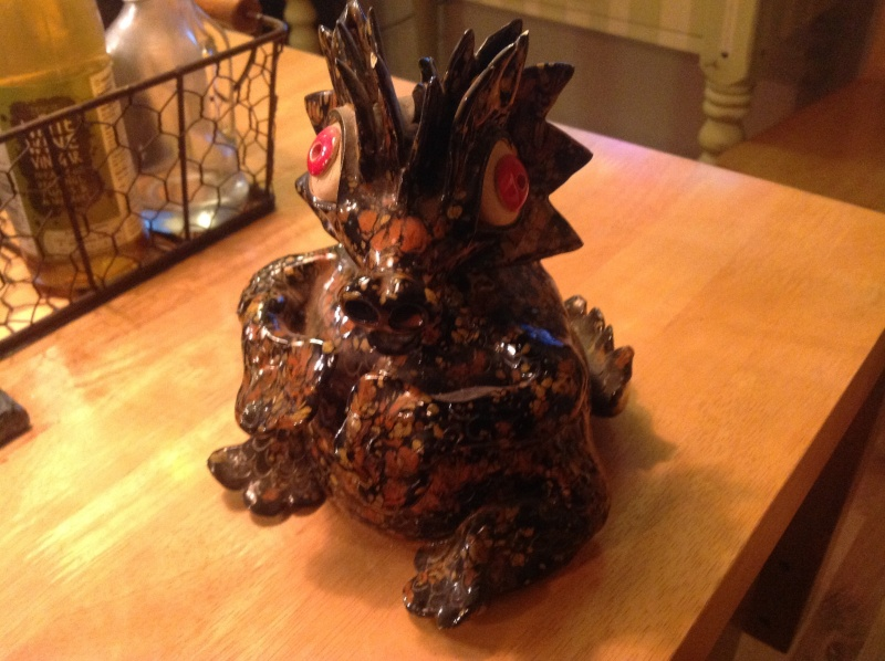 Pottery dragon Image12