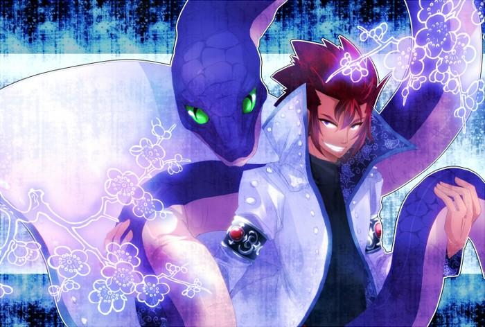 La messagère et le protecteur [PV : Ryuko Uchiha] Cobra_10