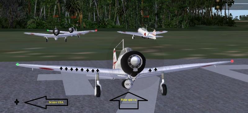 Retour de mission Avion11