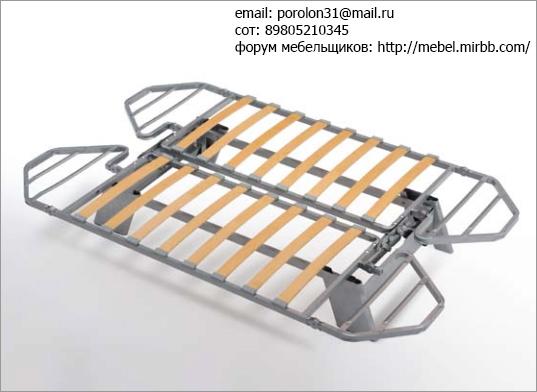 Механизмы трансформации мебели Банкетка Ieezi_10