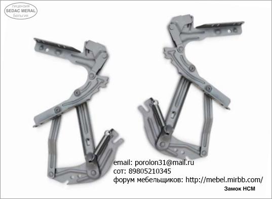 Механизмы трансформации мебели Банкетка Izei_210