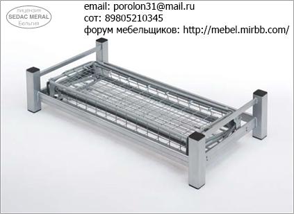 Механизмы трансформации мебели французская раскладушка Uoea410