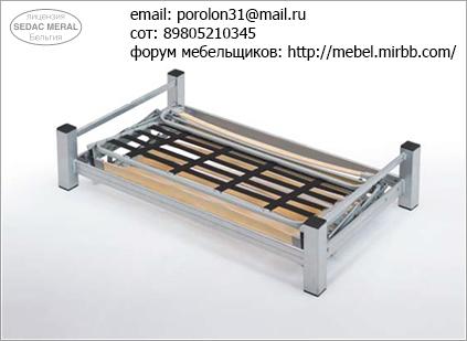 Механизмы трансформации мебели Американская раскладушка Yeoei_10