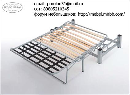 Механизмы трансформации мебели Американская раскладушка Yeoei_11