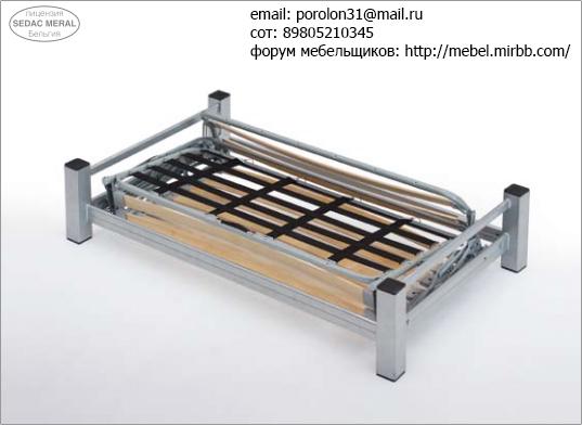 Механизмы трансформации мебели Американская раскладушка Yeoei_13