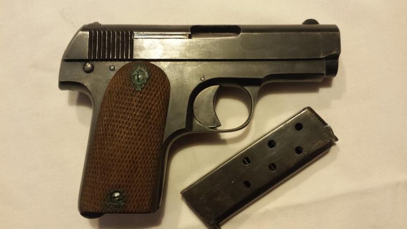 Pistolet 7,65 20141221