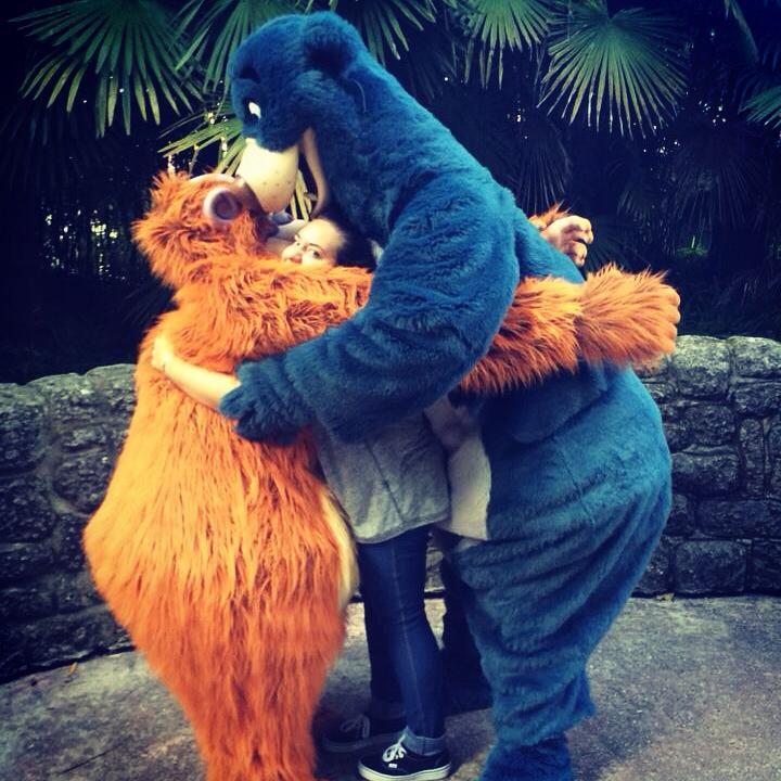 Vos photos avec les Personnages Disney Baloo_10