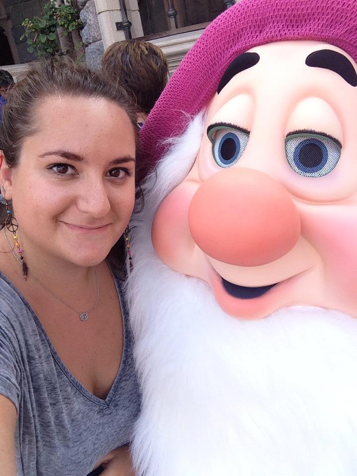 Vos photos avec les Personnages Disney Dormeu10