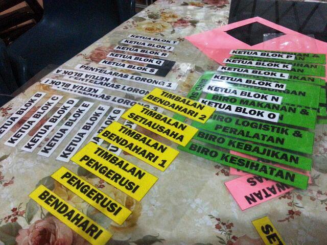 Membuat Carta Organisasi KRT Tmn Tropicana -nov2014 Photo_10