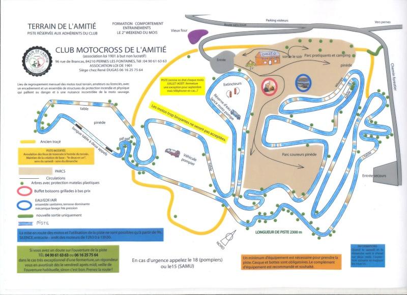 Circuit piste de l'amitié à pèrnes les fontaines Dimanche 12 Avril  Isle_s10