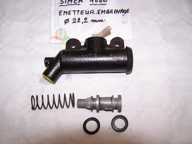 LES DIFFERENTS Emetteurs,recepteurs de frein et embrayage S 1000 B_s12010