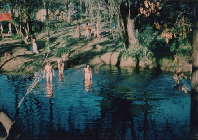 1973, vieux-z'hippies Nimbin11