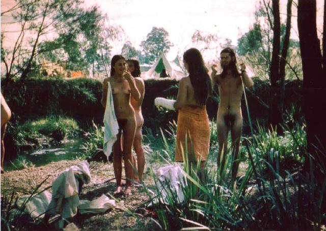 1973, vieux-z'hippies Nimbin12