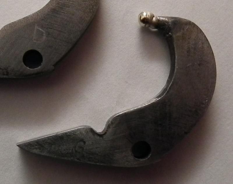 Épaissir guidon remington 1858 Martea10